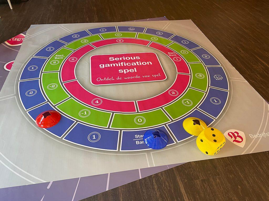 serious gamification spel | Bedrijfshelden